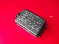 MAZDA MX5 EUNOS (MK2 1998 - 2005) FUSE BOX COVER - UNDER BONNET  NC10